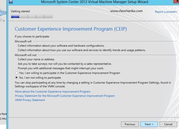 vmm 2012-upgrading-to sp1-4