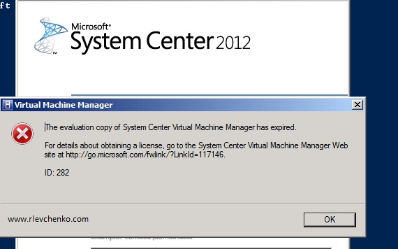 vmm-error-evaluation