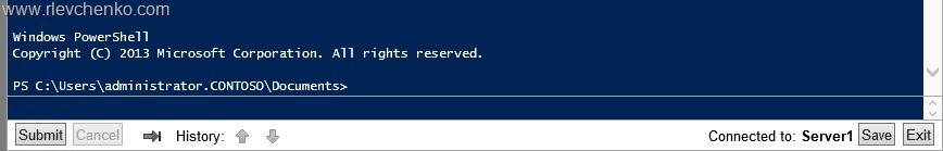 Configuring Windows Powershell Web Access – UseIT | Roman
