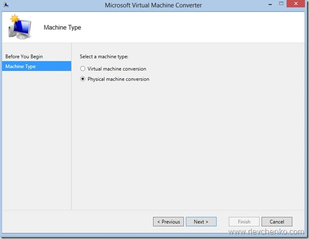 virtual machine converter_1
