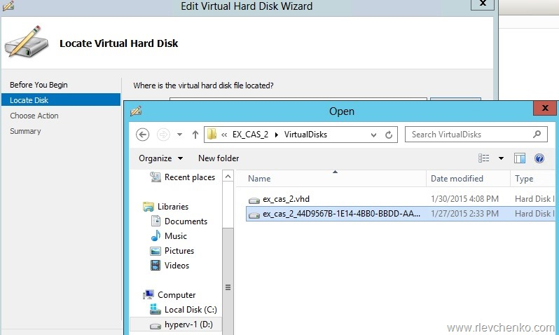 How to manually merge snapshots in Hyper-V – UseIT | Roman