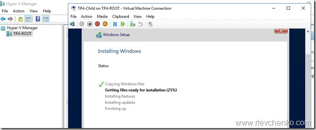 windows server 2016 enable nested virtialization_4