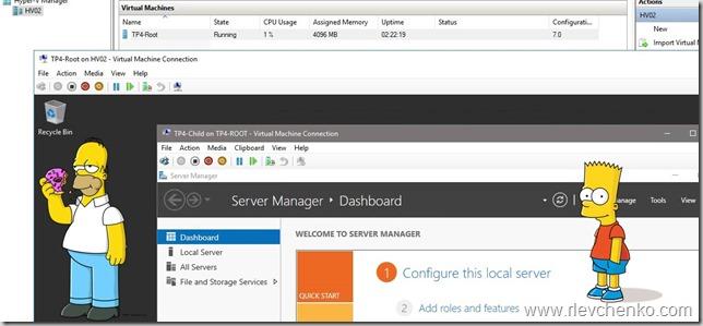 windows server 2016 enable nested virtialization_5