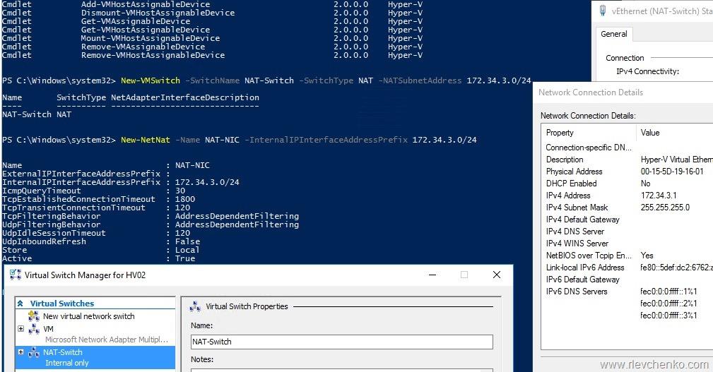 What is new in Hyper-V Windows Server 2016 – UseIT | Roman Levchenko