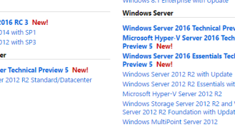 Download Windows Server 2016 Technical Preview 3 – UseIT