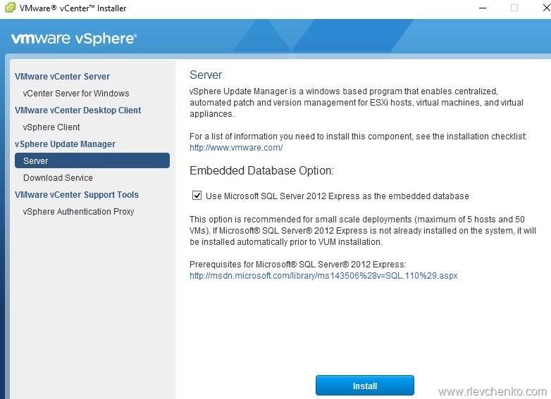 How to install and manage vSphere Update Manager 6 0 – UseIT | Roman