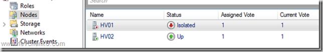 Isolated mode Windows Server 2016
